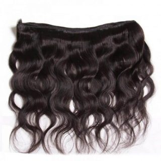 Body Wave Hair 3 Bundles With 360 Lace Frontal 100% Virgin Hair Extension