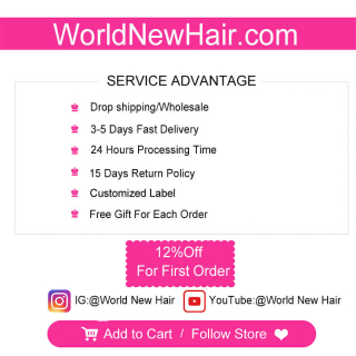 Kinky Curly Human Virgin Hair Bundles 3Pcs/Lot Virgin Hair Weave Weft