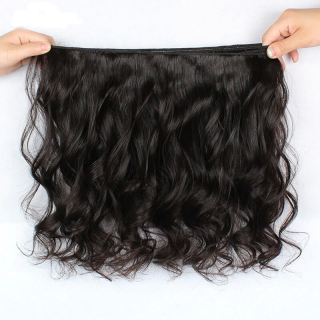 Brazilian Loose Wave 3 Bundles 100% Human Virgin Loose Wave Hair Weft