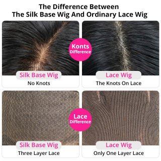 Silk Base Human Hair Body Wave 13x6 Lace Front Wigs With Baby Hair Natural Hairline