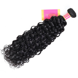 Best Water Wave Hair Weave 1Bundle Virgin Water Wave Hair Weave