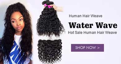 Water Wave hair