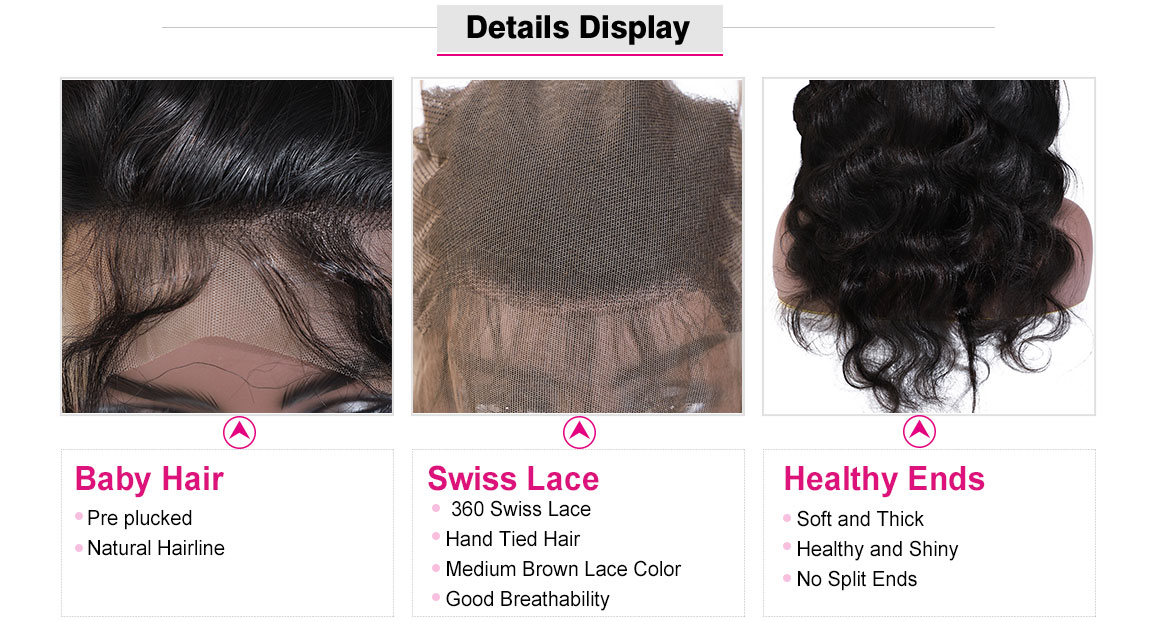 body wave 360 lace frontal with bundles,360 frontal with bundles body wave