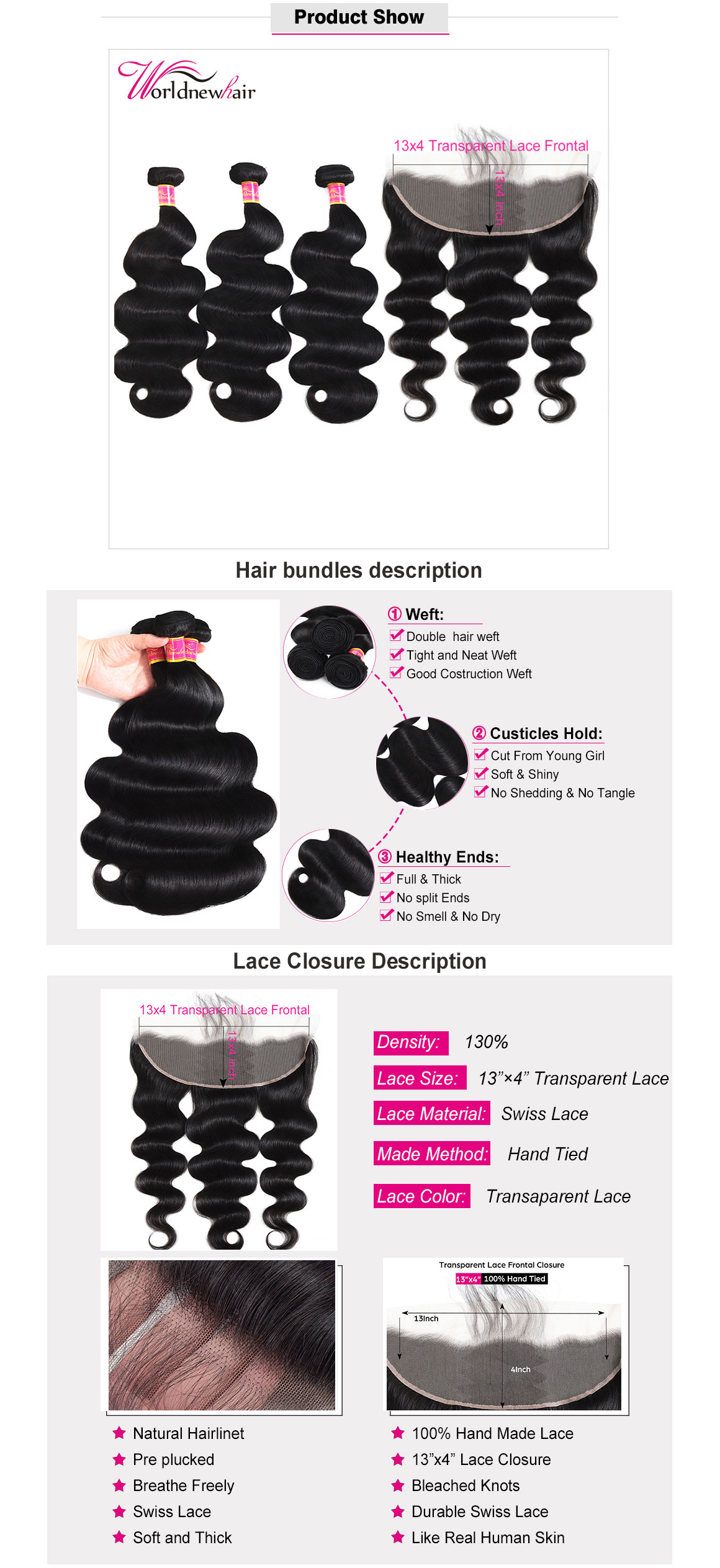 malaysian body wave curly hair bundles,hair weft,lace closure with bundles,body wave lace closure