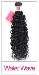 mink human deep wave currly hair weave