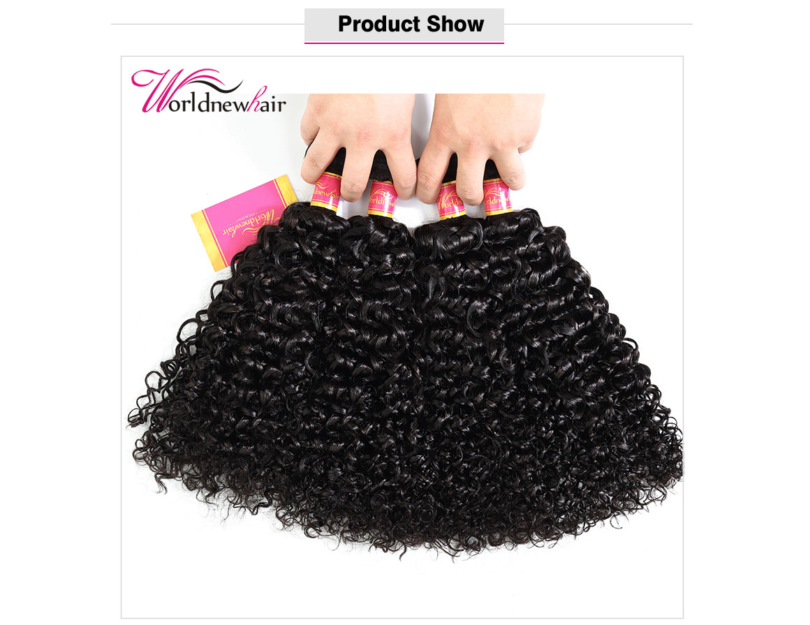 brazilian kinky curly wave curly hair bundles,hair weft,hair weave