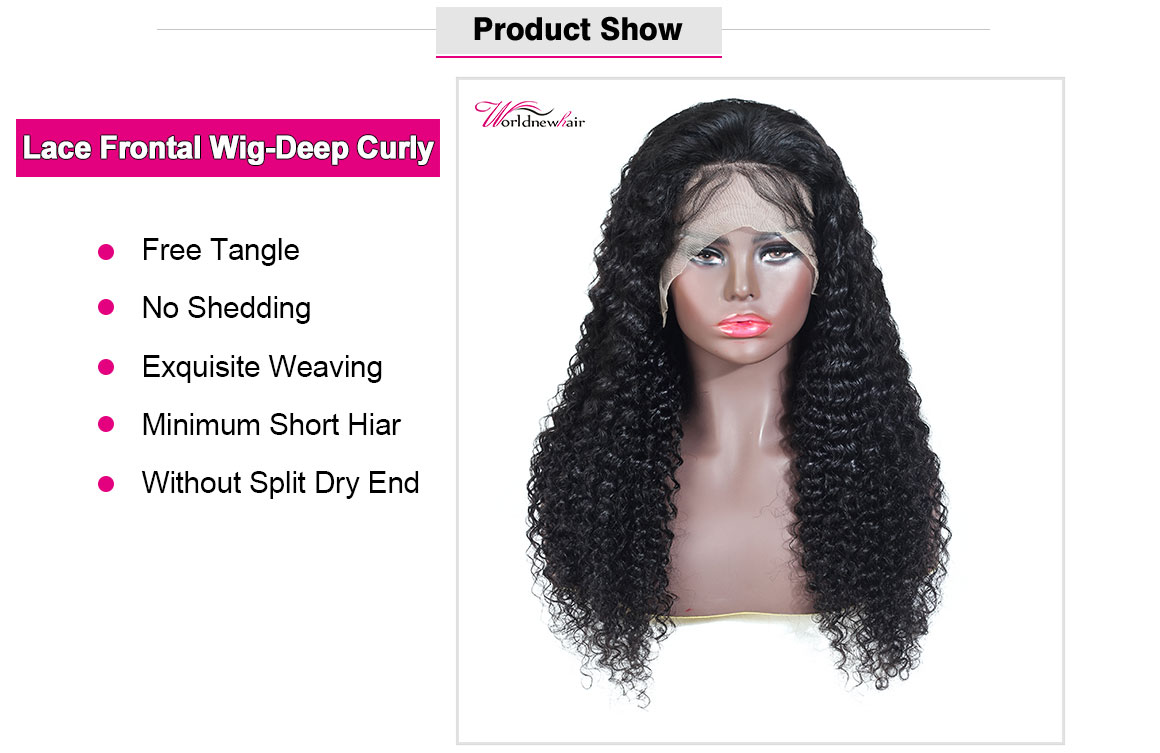 body wave lace frontal wig